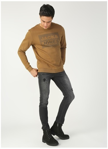 Jack & Jones Sweatshirt Kahve